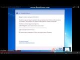 Ввод кода активации в windows 7